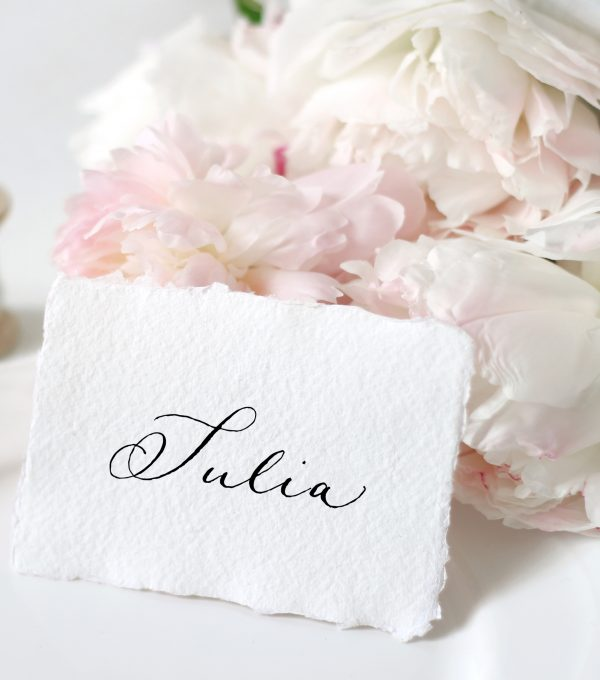 TheSpanielStudio_calligraphy services